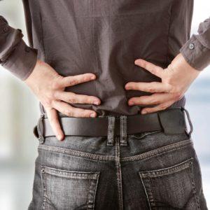 aliviar el dolor de espalda
